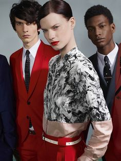 Paul Smith SS13 advertising campaign
