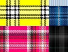 Generate plaid backgrounds:: PlaidMaker, an online tool that lets you design your own tartan