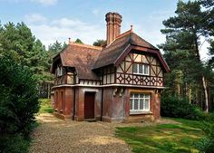 Keeper's Cottage, Bedfordshire - from the Landmark Trust.