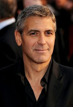 George Clooney's sensible charm. Smart, sophisticated and playful