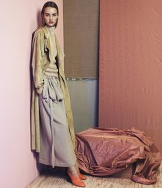 WSJ - Love the neutral palette and textures.