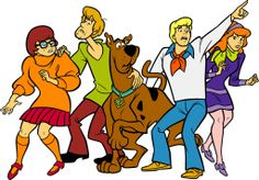 """spookysebi answered your question: TMI Tuesday """"What about your thoughts on Scooby Doo! Mystery Inc in comparison to previous incarnations of Scooby Doo?"""" Scooby Doo Mystery Incorporated is a great. Funny Quotes, Funny Memes, Hilarious, Desenho Scooby Doo, Desenhos Hanna Barbera, Fröhliches Halloween, 4 People Halloween Costumes, Halloween Clothes, Halloween Cartoons"""