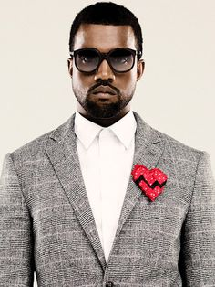 d4d24f3d9731 The X-Stylez  The Male Brooch Epidemic Kanye West Tattoo