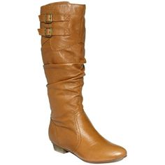 As a brand, Steve Madden is known for its fun, trendy approach to fashion and these Brandyy tall riding boots fit the bill! With gathered and topstitch detaili…