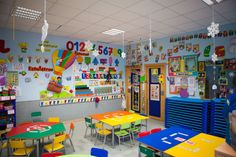 como decorar una clase de infantil - Buscar con Google