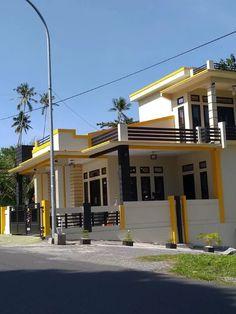 41 rumah ala indonesia paling di sukai komunitas! Home Fashion, House Design, Mansions, House Styles, Interior, Modern, Home Decor, Trendy Tree, Decoration Home