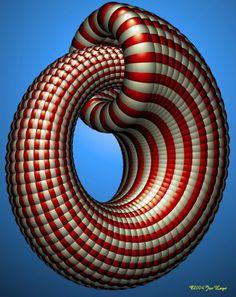 Frivolous mathematical surfaces