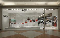 Kipling store by Universal Design Studio, Antwerp   Netherlands bags