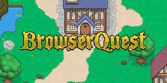 Browser Quest, Zelda in a Browser... (not much storytelling but still fun).