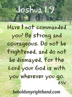 He  Holds My Right Hand: God Will Be With Us Wherever We Go