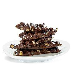 Chocolate contains polyphenols and flavonoids, two types of antioxidants shown to help prevent damage caused by cholesterol in arteries. Try our Chocolate Hazelnut Bark. | CookingLight.com