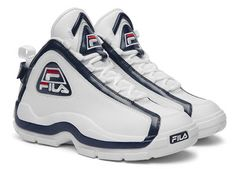 huge inventory 2a250 03beb Arguably the most popular model from the Hill line is the Grant Hill a shoe  that has since been renamed the FILA Known for it s clas.