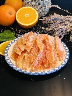 Coji de portocale confiate - Candied orange peel, rețetă simplă și gustoasa Food Cakes, Grapefruit, Cake Recipes, Cakes, Easy Cake Recipes, Kuchen, Cake Tutorial