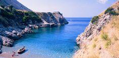 Scopri le spiaggie della Penisola Sorrentina e Costiera Amalfitana - Sole e mare in Sorrento, Positano e Amalfi