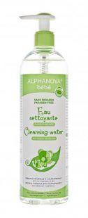 Woda micelarna do mycia skóry atopowej Alphanova Bebe 500 ml Toddlersi