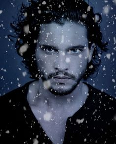 """219 Likes, 3 Comments - Maarten de Boer (@iheartmaarten) on Instagram: """"winter is coming. ❄️❄️⚔️ Here's a little Jon Snow to pre game your GOT Sunday. #kitharington for…"""""""