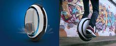 Ninebot One : le moyen de transport futuriste à une roue désormais en vente