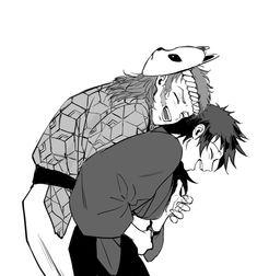 Fighting Demons, Smiles And Laughs, Slayer Anime, My Children, Art Drawings, Illustration Art, Kawaii, Manga, Artist
