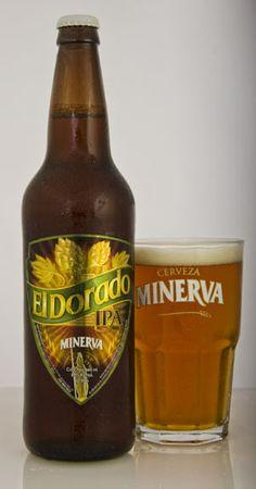 El Dorado (México). Más fuerte de lo que suelen ser las cervezas Mexicanas, pero muy buena.