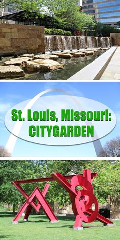 St. Louis, Missouri: Citygarden