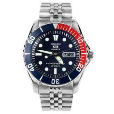 Seiko 5 SNZF15K Automatic Diver Watch SNZF15K1 SNZF15