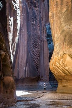 "lovenaturepics Buckskin Gulch, Utah Just Things I Like! is part of Utah hikes - lovenaturepics ""Buckskin Gulch, Utah "" Oh The Places You'll Go, Places To Travel, Places To Visit, Voyage Usa, Utah Hikes, Parc National, National Forest, Photos Voyages, Parcs"