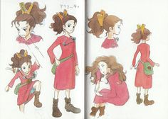 """""""The Borrower Arrietty 借りぐらしのアリエッティ""""  