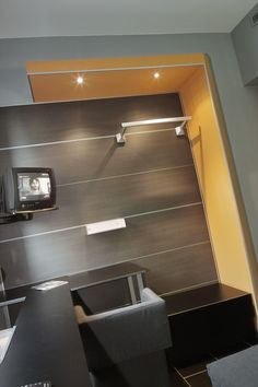Parqwall System _ Hotel - Boiserie 400 mm Horizontal
