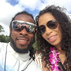 CONGRATS: Seattle Seahawks Star Richard Sherman Is Engaged To Ashley Moss