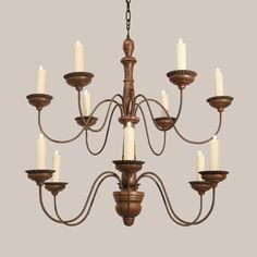 2143 shelton chandelier paul ferrante - Paul Ferrante Chandelier