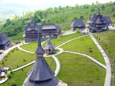 cele mai frumoase locuri din maramures - Bing Képek Manastirea Barsana
