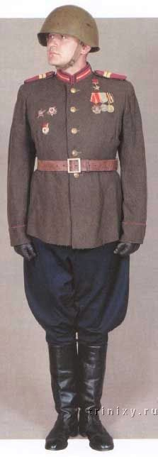 Uniforms In The Red Army | English Russia | Page 23