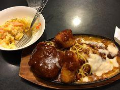もっち's dish photo トルコライス  これは大人のお子様ランチ | http://snapdish.co #SnapDish #長崎の料理