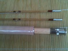 "New Split Bamboo Fly Rod 2 Piece 2 Tip,7'0"" For # 4 line wt."