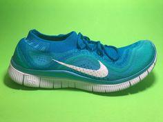 Women's Nike Free Flyknit Running 5.0 TR Shoes Size 7 Only $45 Shipped http://www.ebay.com/itm/Womens-Nike-Free-Flyknit-Running-5-0-TR-Shoes-Size-7-Turquoise-Green-Bin-10-/112285375050?hash=item1a24bada4a