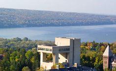 Herbert F. Johnson Museum of Art, Cornell University, Ithaca, New York