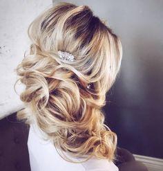 Bridal Hairstyles : Tonyastylist Long Wedding Hairstyles / www.deerpearlflow