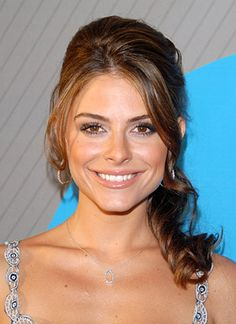 Maria Menounos (Greek:Μαρία Μενούνου) (born June 8, 1978) is an American actress, journalist, television presenter and occasional professional wrestler known in The United States for her appearances as a correspondent for Today, Access Hollywood, Extra, and abroad for co-hosting the Eurovision Song Contest 2006 in Athens, Greece.  Menounos was born in Medford, Massachusetts, to Greek immigrant parents Costas and Litsa Menounos. She has a younger brother, Peter, and she speaks Greek fluently.