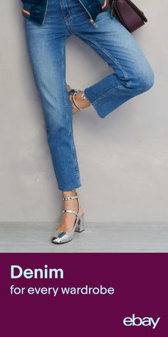 No matter your personal style, there's a pair of jeans that compliments your look. Shop denim on eBay now.