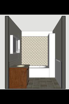 Bathroom Elevation 2