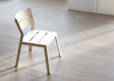 5osA: [오사] :: *리싸이클링 체어 [ Läufer + Keichel ] Satsuma chair_modelled on wooden fruit crates