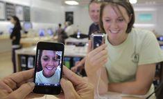 Apple görüntülü arama özelliğini ihlal davasında VirnetX'e rekor tazminat ödeyecek. Apple'ın görüntülü arama özelliğini kullanması.