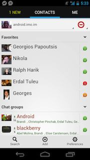Imo instant messenger for the web and mobile devices | Wide Info