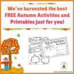 Free autumn activities