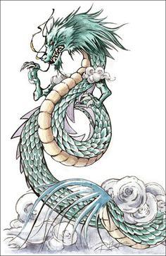 Shiryu tattoo