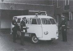 1954' Politie VW T1