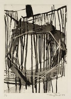 Sir Terry Frost, 'Composition' 1957