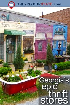 Travel | Florida | Attractions | Things To Do | Shopping | USA | Vintage | Thrifting | Sales | Thrift Store | Treasures | Hidden Gems | Atlanta | Bargain | Day Trips | Savannah | Destinations | Small Town