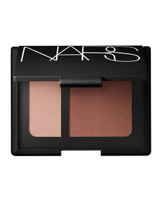 Use NARS duo of contouring blush shades to create natural-looking dimension for your face with a lightweight luminous finish.
