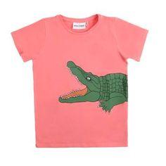little fashion gallery loves Mini Rodini aligator t-shirt !